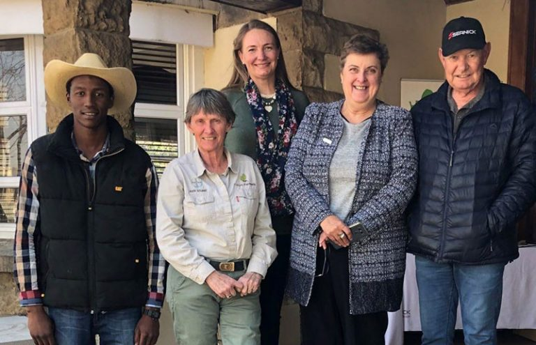 Farming opportunities for passionate youngsters come to the Free State