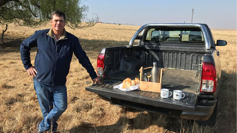 """""""We are responsible for each other,"""" says mentor farmer"""