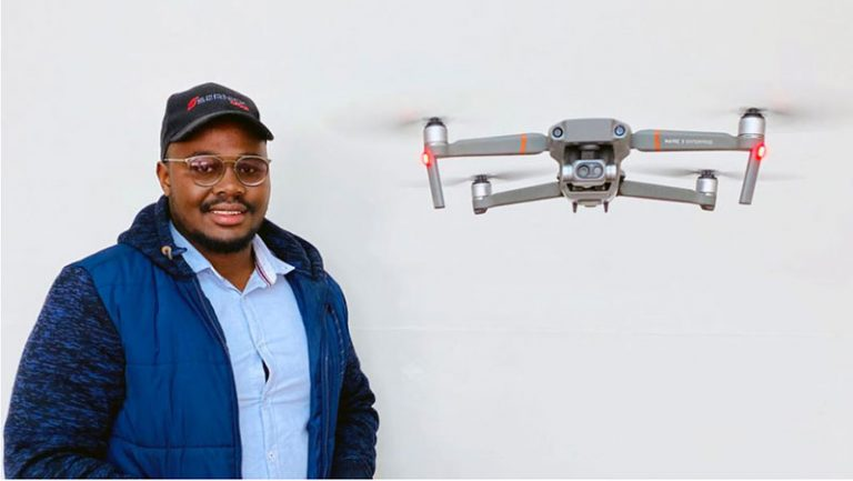 Meet the man with the coolest job in SA agriculture