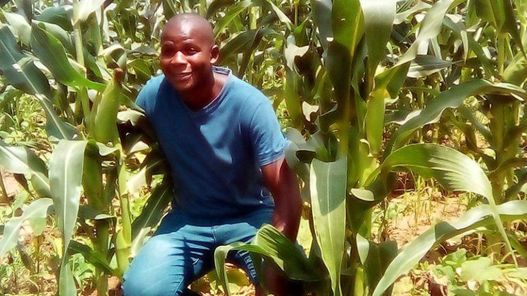 Sinethemba Mtangayi – Future Farmers Member