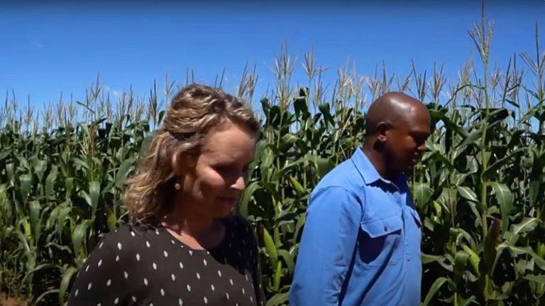 Lungelo Mathenjwa se missie is om boere te help